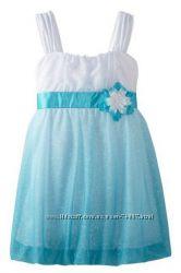 Нарядное воздушное платье из США, р. 6-6Х