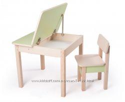 Столик  и стульчики детские  60см супер цена на комплект