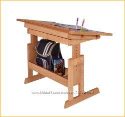 Детский письменный стол растишка и стулья парта