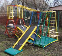 Детская площадка или Детский комплекс для улицы Лабиринт Киев