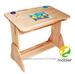 Письменный стол для школьника Mobler без ящика, 90 см