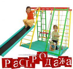 Детский спортивный комплекс непоседа-Чемпион оригинал