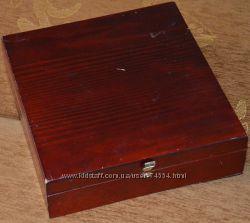 ящик с красного дерева Bentleys