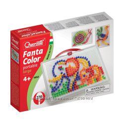 Мозаика Quercetti 0952-Q для детей от 4 лет - 270 фишек