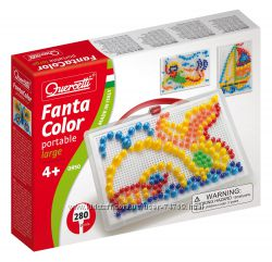 Мозаика Quercetti 0950-Q для детей от 4 лет - 280 фишек