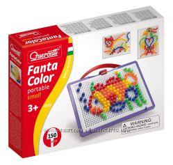 Мозаика Quercetti 0922-Q для детей от 3 лет - 140 фишек