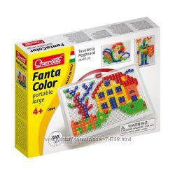 Мозаика Quercetti 0954-Q для детей от 4 лет - 300 фишек
