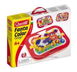 Мозаика Quercetti 0900-Q для детей от 4 лет - 300 фишек