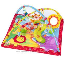 Развивающий коврик Tiny love - Мартышкин остров - в наличии