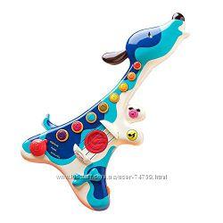 BATTAT Музыкальная игрушка  Пес-Гитарист арт BX1206Z - оригинал в наличии