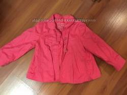 Ветровка - пиджак стильная для девочки