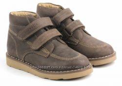 ботинки 33 р нубук 21, 5 см