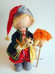Интеръерная Кукла