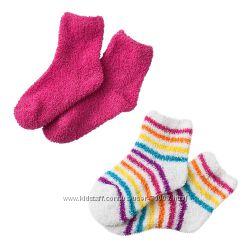 Махровые носочки 2 пары из Америки  Разные расцветки Мега Распродажа