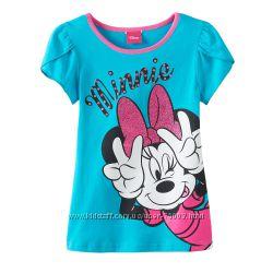 Туники и футболки для девочек из Америки