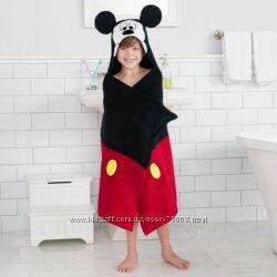 Красивые полотенца с капюшоном для деток из США