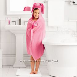 Детское полотенце с капюшоном из Америки