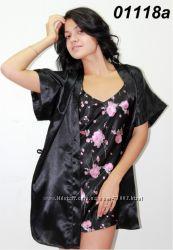 Женское ночное белье, халаты, пижамы по Суперценам