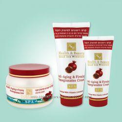 Гранатовый крем для подтягивания кожи 250 ml Health and Beauty Израиль