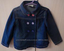 Стильная джинсовая курточка Crazy8