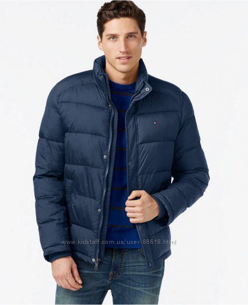 Мужская зимняя куртка Tommy Hilfiger США