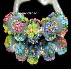 Бусины - шармы на браслет Pandora