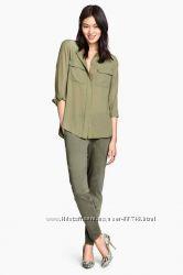 Женские брюки H&M 36 размера