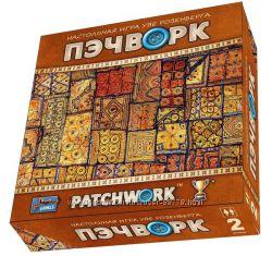 Мировой хит Настольная игра Пэчворк Patchwork