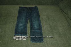 Утепленные джинсы на рост 104-110