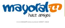 Mayoral, Испания - новая коллекция - под 5 - ЧЕРНАЯ ПЯТНИЦА