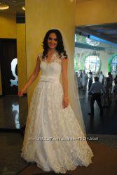 Свадебное платье 2 в 1 презентация Златы Огневич