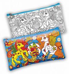 Суперовые пеналы-раскраски для творческих деток