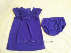 Платье наряд на 1-1. 5г в отл. сост. gymboree