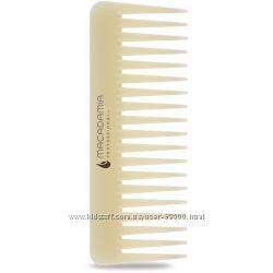 Гребень для волос, пропитанный маслом арганы и макадамии Macadamia Natural