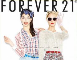 Forever21  под минус 10 проц. , сейл под 0проц.