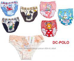 DC POLO - женские и детские качественные трусики.