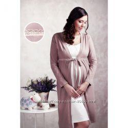 Разные модели халатиков для беременных и кормящих ТМ Мамин Дом