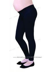 Коттоновые леггинсы  для беременных Мамин Дом мод 630, 635