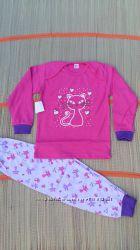 Пижамы, футболки, шортики и комплекы белья  р. 86-92 -остаток СП