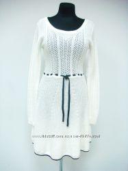 Теплое вязаное платье-свитер Victorias Secret