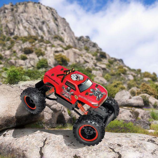 Супер машинка  RC Rock Crawler на радиоуправлении