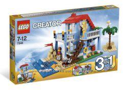 LEGO Superheroes  6869, 76026 и Lego Creator  7346