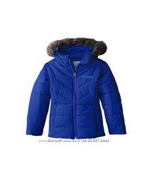 Columbia Новая зимняя курточка  для девочки размер  XXS