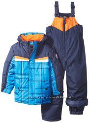 Новый зимний термокомплект для мальчика ZeroXposur размер S 4года