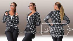 Красивенный пиджак 54р в наличии . Фабрика Моды