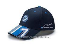 Бейсболка Volkswagen Cap WRC, Jari-Matti Latvala