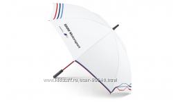 Зонт-трость BMW Motorsport. Оригинал. В Наличии.