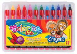 Краски для лица и волос