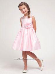 Шикарное платье Pink Marie
