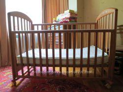 Кроватка Pali Zoo  матрас бортики